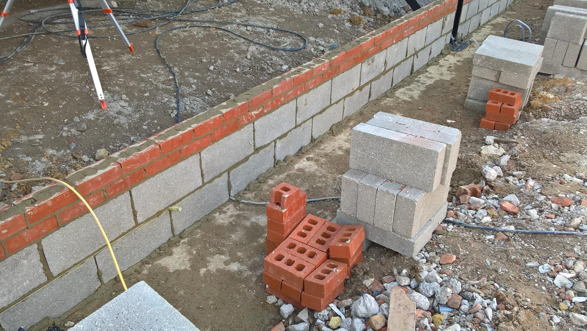 Week 12 - First bricks